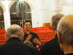 Lichfield Methodist Church, January 2018